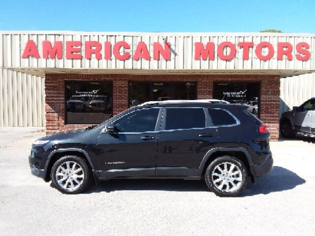 2014 Jeep Cherokee Limited Brownsville TN