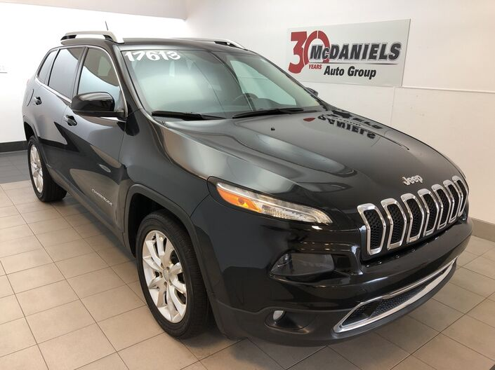 2014 Jeep Cherokee Limited Columbia SC