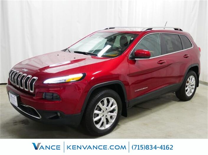 2014 Jeep Cherokee Limited Eau Claire WI