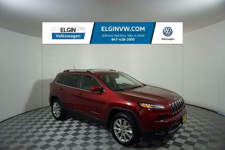 2014 Jeep Cherokee Limited Elgin IL