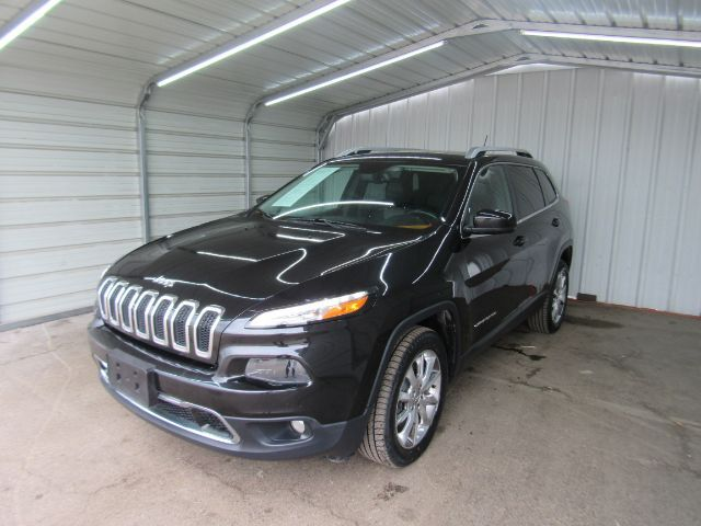 2014 Jeep Cherokee Limited FWD Dallas TX