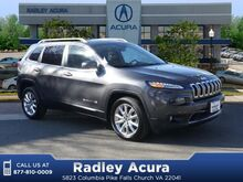 2014_Jeep_Cherokee_Limited_ Falls Church VA