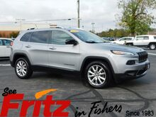 2014_Jeep_Cherokee_Limited_ Fishers IN