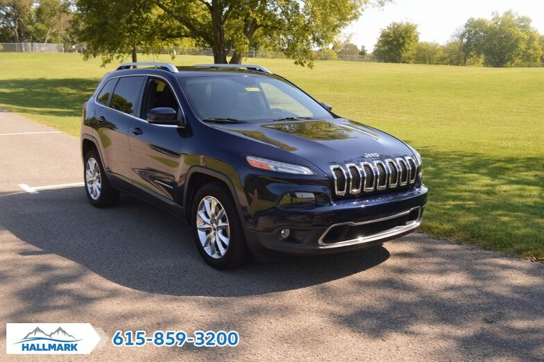 2014 Jeep Cherokee Limited Franklin TN