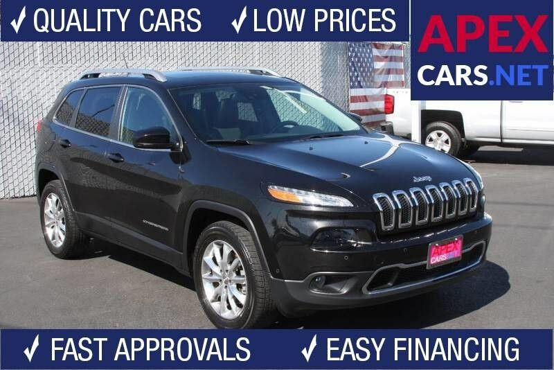 2014 Jeep Cherokee Limited Fremont CA