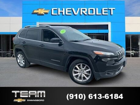 2014_Jeep_Cherokee_Limited_ Goldsboro NC