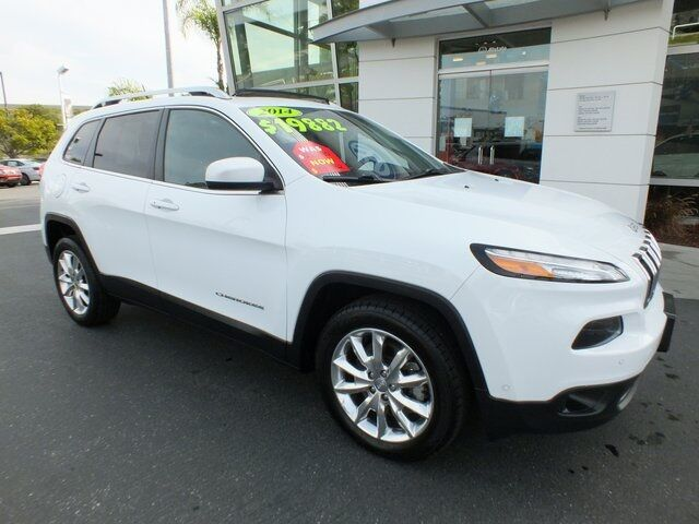2014_Jeep_Cherokee_Limited_ Torrance CA