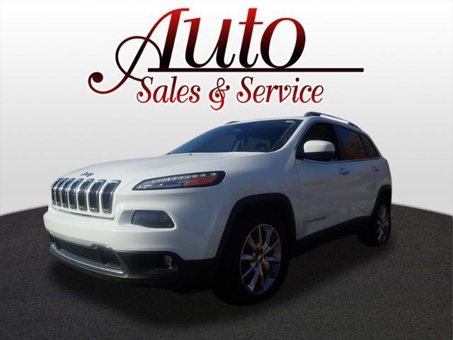 2014 Jeep Cherokee Limited Indianapolis IN