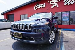 2014_Jeep_Cherokee_Limited_ Indianapolis IN