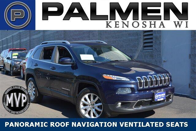 2014 Jeep Cherokee Limited Racine WI