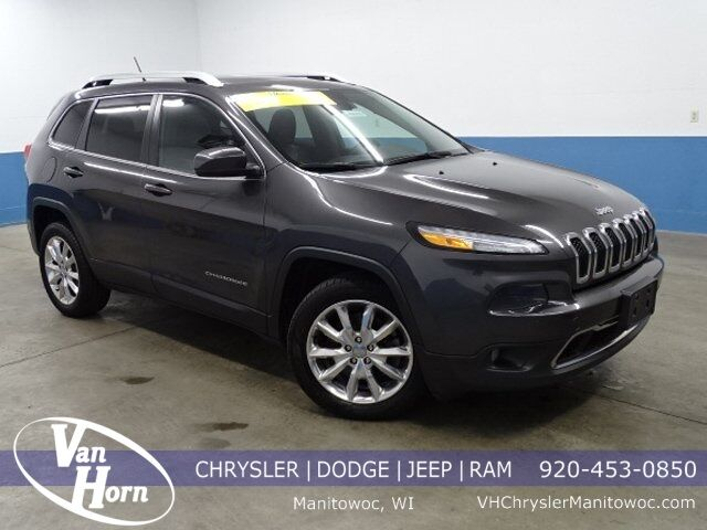 2014 Jeep Cherokee Limited Manitowoc WI