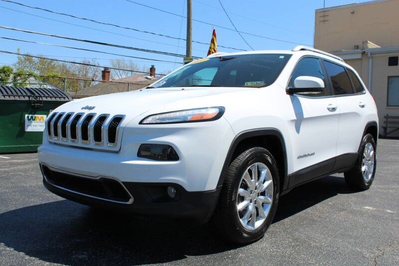 2014 Jeep Cherokee Limited New Castle DE