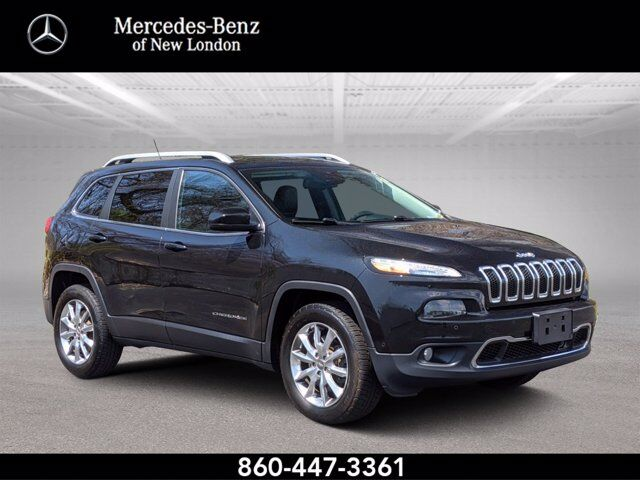 2014 Jeep Cherokee Limited New London CT