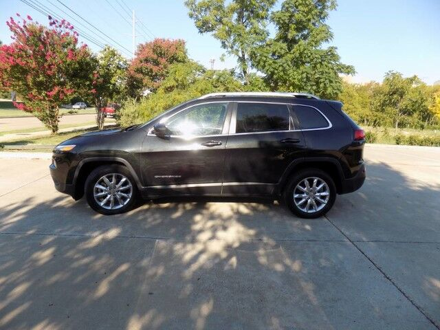 2014 Jeep Cherokee Limited **ONE OWNER** Carrollton TX