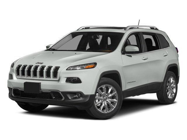 2014 Jeep Cherokee Limited Raleigh NC