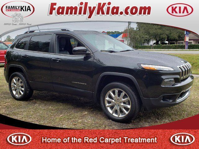 2014 Jeep Cherokee Limited St. Augustine FL
