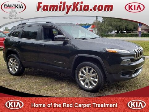 2014_Jeep_Cherokee_Limited_ St. Augustine FL