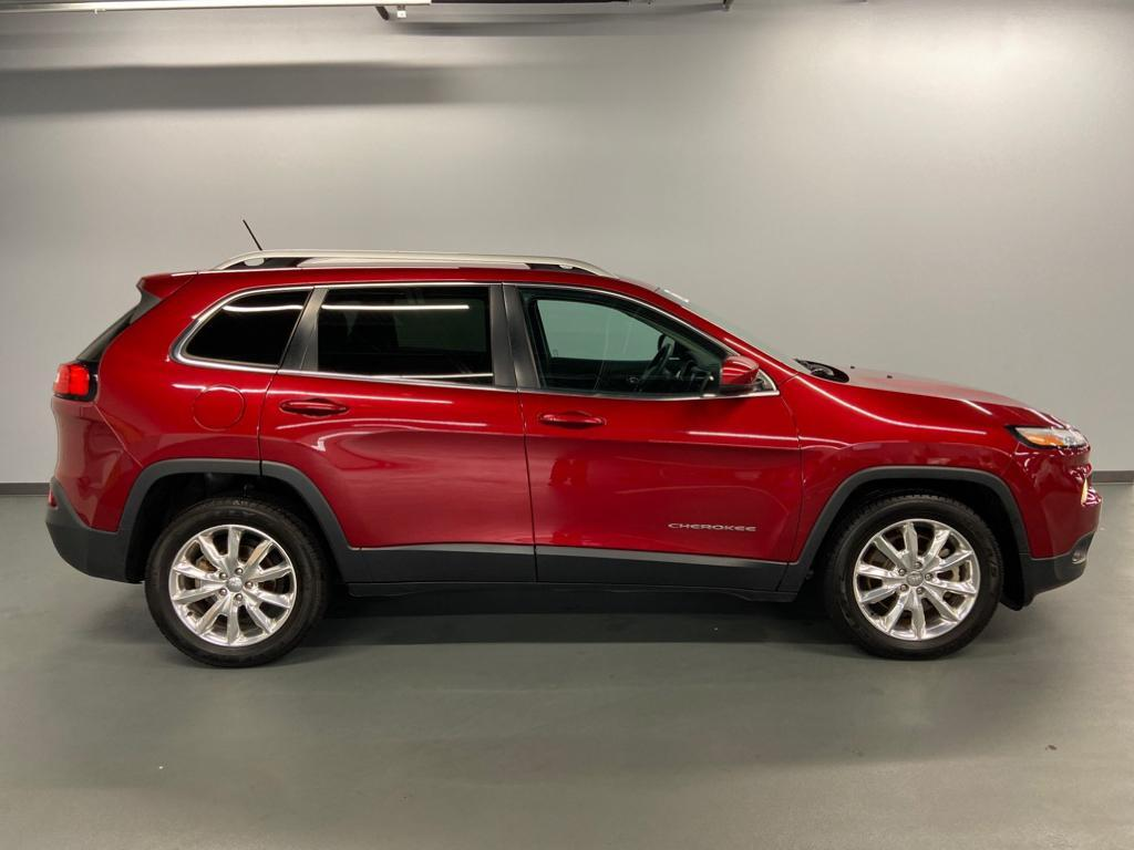 2014 Jeep Cherokee Limited Terre Haute IN