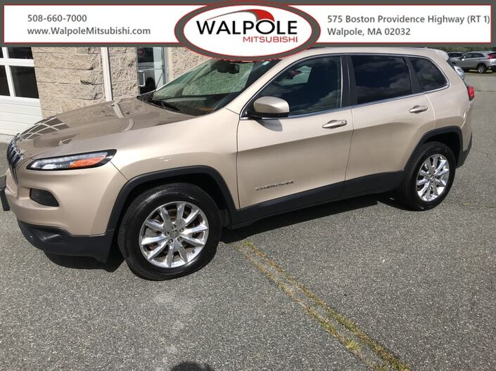 2014 Jeep Cherokee Limited Weymouth MA