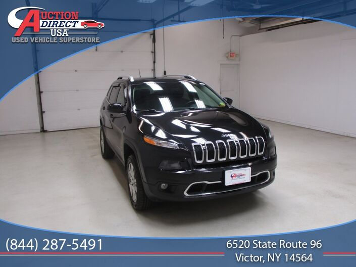 2014 Jeep Cherokee Limited Raleigh