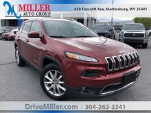 2014_Jeep_Cherokee_Limited_ Martinsburg