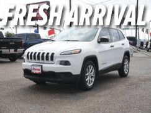 2014_Jeep_Cherokee_Sport_  TX