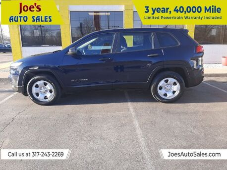 2014_Jeep_Cherokee_Sport 4WD_ Indianapolis IN