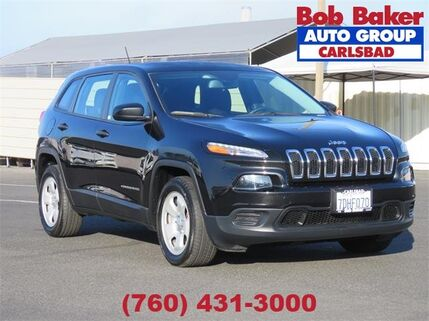 2014_Jeep_Cherokee_Sport_ Carlsbad CA