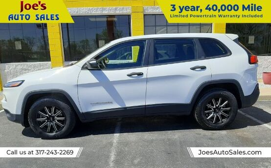 2014_Jeep_Cherokee_Sport FWD_ Indianapolis IN
