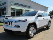 2014_Jeep_Cherokee_Sport FWD,Bluetooth Connection,_ Plano TX