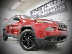 2014_Jeep_Cherokee_Sport_ Grafton WV