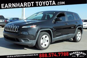 2014_Jeep_Cherokee_Sport *LOOKS GREAT!*_ Phoenix AZ