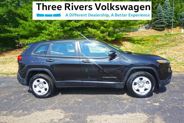 2014 Jeep Cherokee Sport Pittsburgh PA