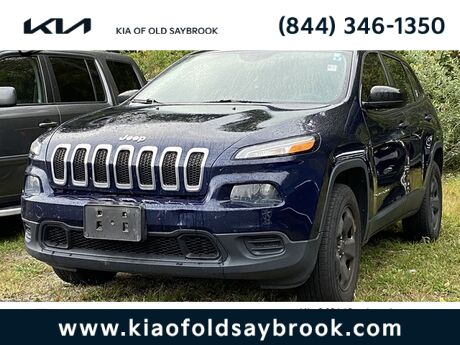 2014 Jeep Cherokee Sport Old Saybrook CT