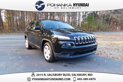 2014_Jeep_Cherokee_Sport **PERFECT MATCH**_ Salisbury MD