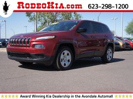 2014_Jeep_Cherokee_Sport_ Phoenix AZ