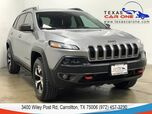 2014 Jeep Cherokee TRAILHAWK 4WD FORWARD COLLISION ALERT LANE KEEP ASSIST NAVIGATION PANORAMA