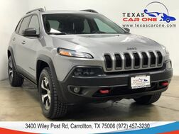 2014_Jeep_Cherokee_TRAILHAWK 4WD FORWARD COLLISION ALERT LANE KEEP ASSIST NAVIGATION PANORAMA_ Carrollton TX