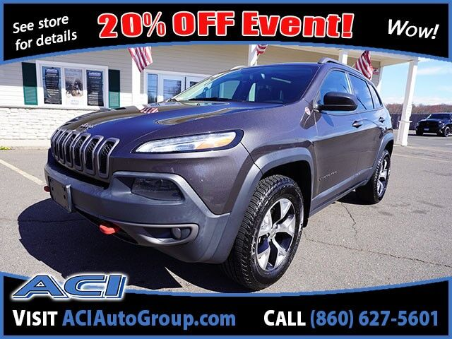 2014 Jeep Cherokee Trailhawk East Windsor CT