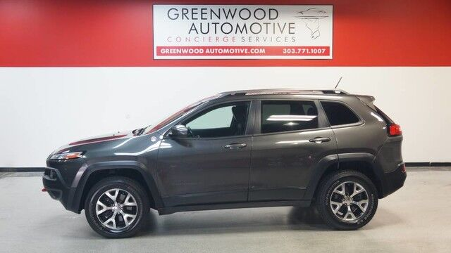 2014 Jeep Cherokee Trailhawk Greenwood Village CO