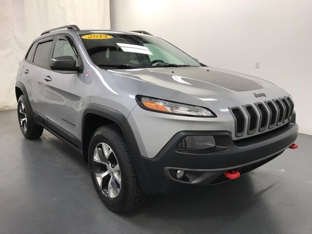 2014 Jeep Cherokee Trailhawk Holland MI