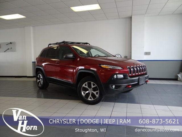 2014 Jeep Cherokee Trailhawk Plymouth WI