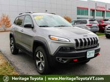2014 Jeep Cherokee Trailhawk South Burlington VT