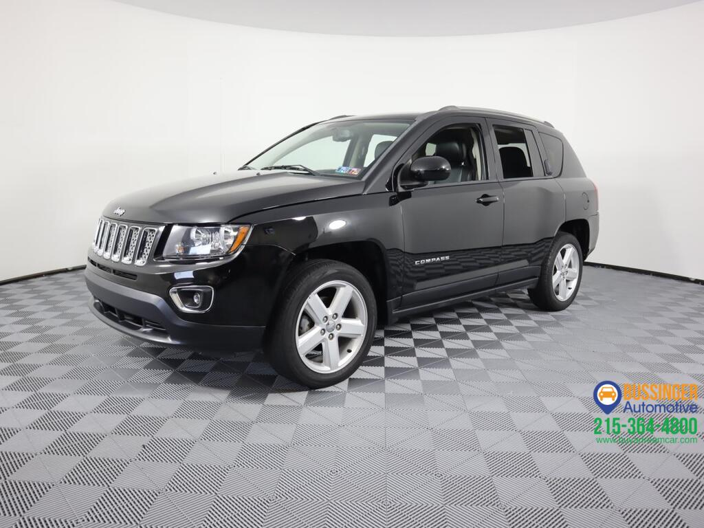 2014 Jeep Compass High Altitude Feasterville PA