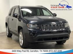 2014_Jeep_Compass_LATITUDE AUTOMATIC LEATHER HEATED SEATS BLUETOOTH CRUISE CONTROL_ Carrollton TX