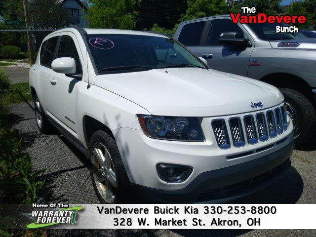 2014 Jeep Compass Latitude Akron OH