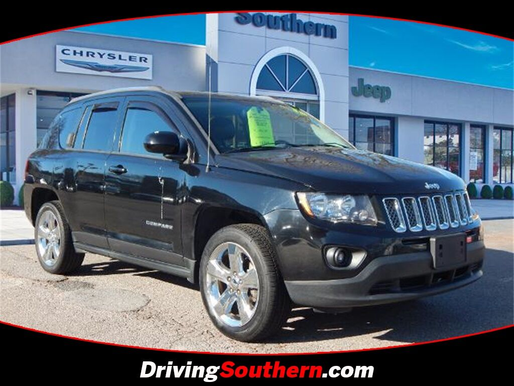 2014 Jeep Compass Latitude Chesapeake VA