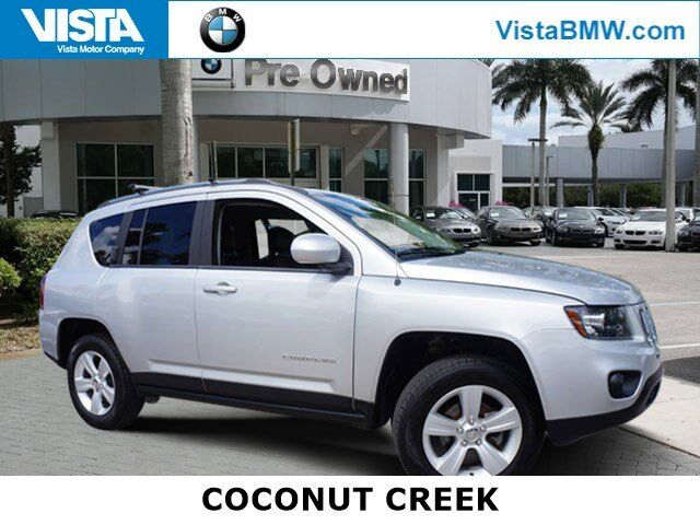 2014 Jeep Compass Latitude Coconut Creek FL