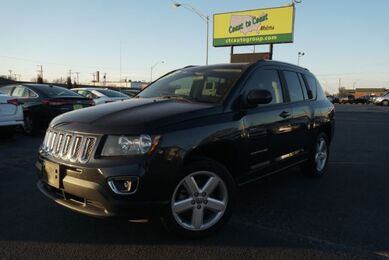 Jeep Compass Latitude FWD 2014
