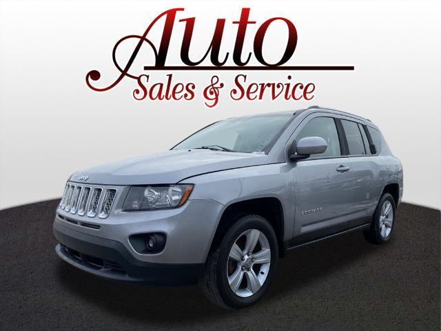 2014 Jeep Compass Latitude Indianapolis IN